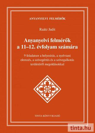 Anyanyelvi felmérők a 11-12. évfolyam számára