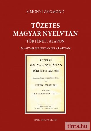 Tüzetes magyar nyelvtan történeti alapon
