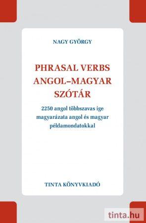 Phrasal verbs angol-magyar szótár