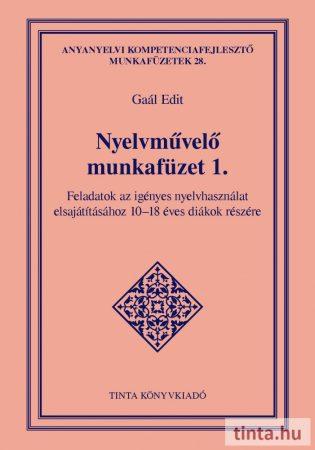 Nyelvművelő munkafüzet 1.