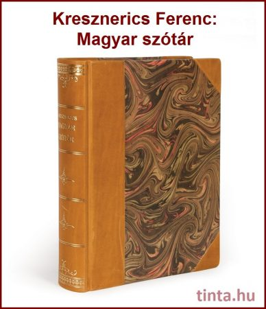 Magyar szótár gyökérrenddel és deákozattal