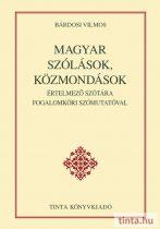 Magyar szólások, közmondások értelmező szótára